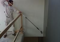 peinture maison au pistolet