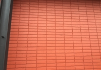 Peinture mur de briques
