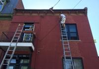 exterior painting bricks