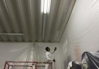 peinture commerciale interieure