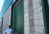 peinture porte de garage
