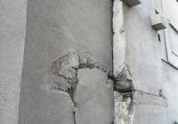 réparation de béton