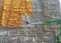 peinture béton