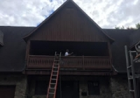 peinture balcon