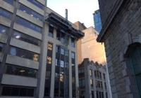Peinture centre-ville Montreal