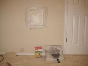 Comment r parer un trou dans un mur peinture montreal - Comment enlever de la peinture sur un jean ...