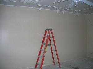 d coration de la maison comment peindre un mur nu. Black Bedroom Furniture Sets. Home Design Ideas