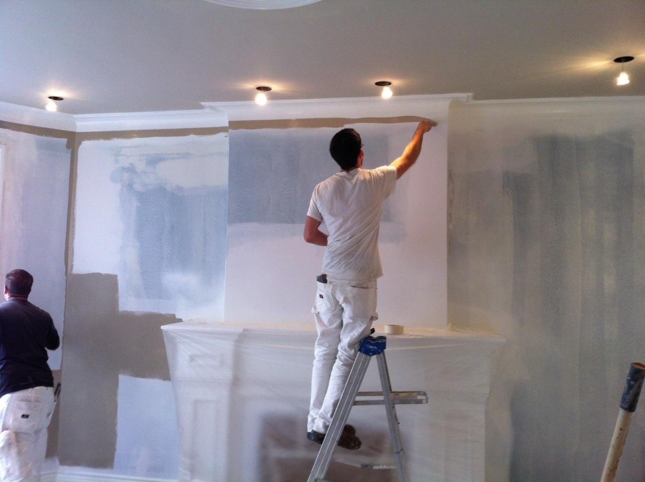 quelles sont les différences entre la peinture au latex et la ... - Difference Peinture Glycero Et Acrylique