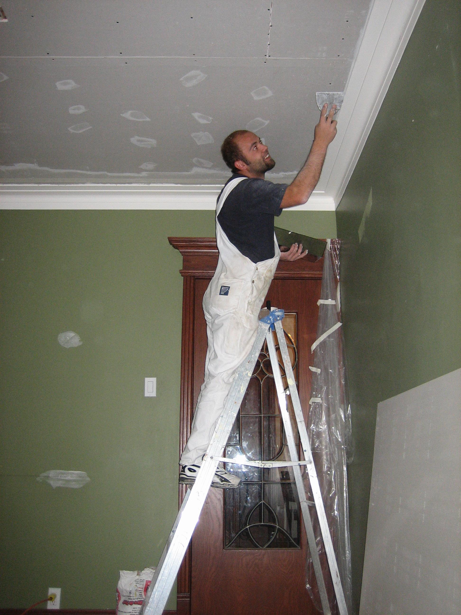 comment faire l inspection du travail d un peintre r sidentiel peinture montreal. Black Bedroom Furniture Sets. Home Design Ideas