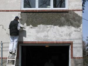 Galerie de photos peinture montreal for Peinture exterieure beton